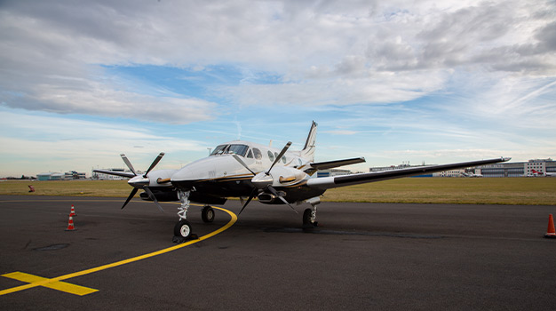 JetBee KING AIR C 90A - private jet